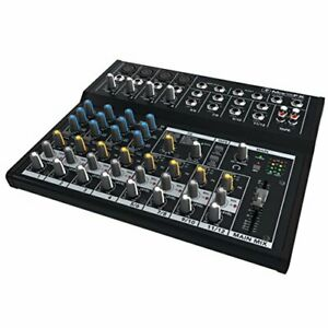 Mackie Mix Series Mix12FX 12-Channel Effects Mixer with Effects FREE SHIP NEW
