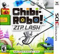 Chibi-Robo!: Zip Lash 3DS Game