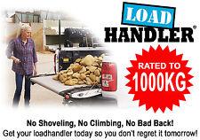The Original Loadhandler Ute / Trailer Unloader Soil Sand Bricks Rubbish