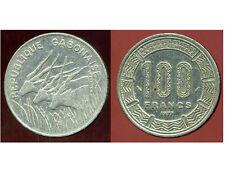 GABON 100 francs 1977  ( bis )