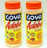 Goya Adobo Seasoning with Bitter Orange - Naranja Agria 28 oz (Pack of 2)