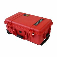 Red Pelican 1510 case With foam.