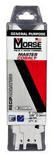 "MORSE Master Cobalt Reciprocating Saw Blade 6"" x 3/4"" 18 TPI RB618T50 (50 Pack)"