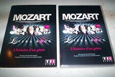 DVD MOZART L'OPERA ROCK L'histoire d'un génie