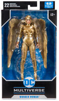 WW Golden Armour - Wonder Woman 1984 - 7inch DC Multiverse McFarlane Figure