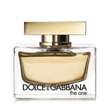 Dolce & Gabbana The One For Women  EDP Eau De Parfum 50ml 1.6oz New in Open Box