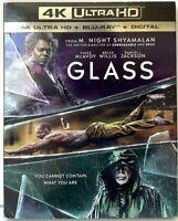 Glass - 4K UHD Ultra HD Blu-ray/Bluray [with Slipcase] M. Night Shyamalan