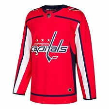 Washington Capitals adidas Red Home Authentic Pro Blank Hockey Jersey 54 X-Large