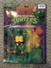 *NEW* TOON MIKE Michaelangelo Teenage Mutant Ninja Turtles PLAYMATES Figure1999
