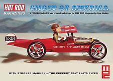 MPC Hot Rod Magazine Stroker McGurk Ghost Of America Salt Flat Racer PLASTIC KIT
