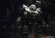 Battletech Mechwarrior Light Medium Heavy Assault Mech Ral Partha Plastic
