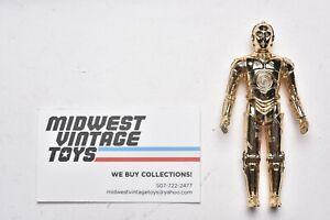 Vintage Star Wars - ACTION FIGURE -  C-3PO 100% Complete - Kenner