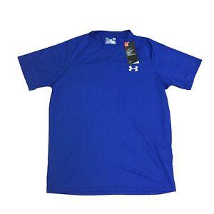 Under Armour UA Tech Mens Loose Fit Short Sleeve Gym Running T Shirt 1228539
