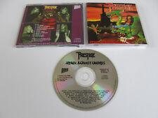 PRESTIGE Attack Against Gnomes CD 1989 MEGA RARE THRASH ORIGINAL 1st PRESSING!!!
