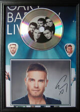 Take That Autographed Music Memorabilia