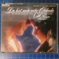 Du bist mein erster Gedanke Romantic Flamingos EMI Electrola 2 CD T343