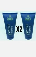 2X Molton Brown 4 in 1 Sports Wash For Swimming Body Face Hair & Shave 75ml