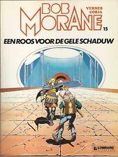 Bob Morane Een roos voor de Gele Schaduw.