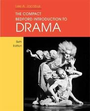 The Compact Bedford Introduction to Drama by Jacobus, Lee A.