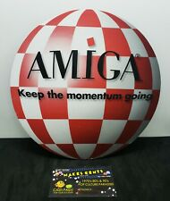 Original Mouse Pad for Commodore Amiga Computer - 500 1000 2500 3000 4000 Rare!