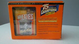 Wheaties 75 Years of Champions Babe Ruth Commemorative Edition