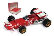 IXO SF27/70 Ferrari 312B #12 Austrian GP 1970 - Jacky Ickx 1/43 Scale