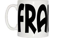 Francine nom Mug