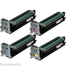 4-Pack Drum Unit Set for Konica Magicolor 4690 4690MF 4695MF 4650 4650EN A03100F