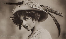 "Alexander Bassano Photo of Gabrielle Ray, actress, in ""Merry Widow"" 1907"