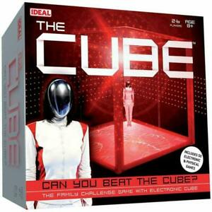 The Cube Game By Ideal Replacement Parts / Spare Pieces