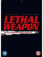 LETHAL WEAPON : THE COMPLETE COLLECTION - 4 MOVIE DVD SET (NEW & SEALED) 1 2 3 4