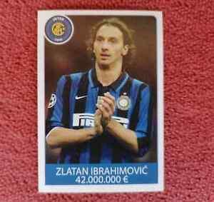 Zlatan IBRAHIMOVIC SWEDEN CHAMPIONS OF FOOTBALL 2008-2009 RAFO