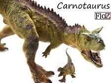 Dinosaurs FloZ roaring Carnotaurus Jurassic Figure model toy collectible