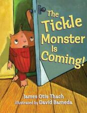 The Tickle Monster Is Coming!-ExLibrary