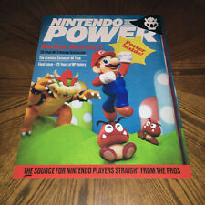 Nintendo Power Final Issue POSTER print # 285 December 2012 New Super Mario U
