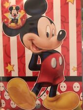 Disney Mickey Mouse Blank Greeting Card Birthday, Special Occasion & Badge