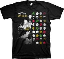 AT THE DRIVE-IN - Street - T SHIRT S-M-L-XL-2XL Brand New Official