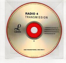 (GP338) Radio 4, Transmission - 2004 DJ CD