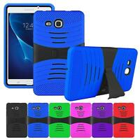 "Shockproof Heavy Duty Stand Box Case For Samsung Tab A 7"" Tab A 8"" Tab A 9.7"""