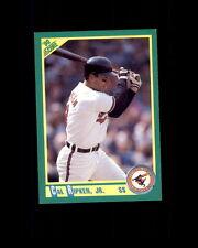 Cal Ripken, Jr. 1990 Score card #2