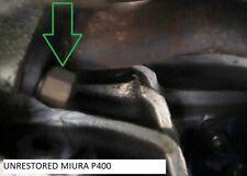 Exhaust nuts Header to Head Early Lamborghini 350GT,400GT,Miura,Islero,Espada