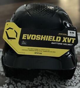 FREE SHIPPING!! Evoshield XVT Batting Helmet Black Size 7 - 7 1/2