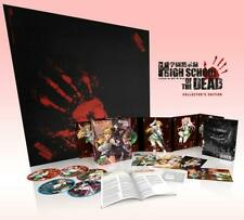 High School of the Dead: Complete Collection (5-disc set blu ray/dvd) Premium