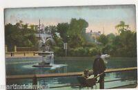 Thornton Heath Pond, Croydon 1905 Field's Series Postcard, B442