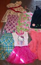 3/4 girls mixed lot (20 items) - Gymboree, Carter's, The Children's Place...