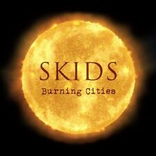 Skids - Burning Cities [New Vinyl LP]