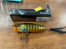 MEGABASS POP MAX TOPWATER JAPANESE LURE GLX ITO GILL