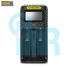 Nitecore UM2 2 Channel Digital Battery Charger