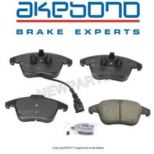 Fits 2001-2006 Audi TT Quattro Brake Pad Set Front Akebono 47546PY 2002 2004 200
