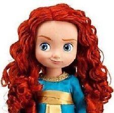 Disney Store Princess Merida Brave Collection Toddler Doll - Birthday gift NIB